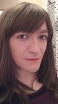 Anna Secret Poet Stripey Selfie 2