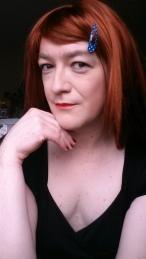 Anna Secret Poet Redhead Close-up 3
