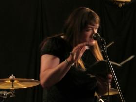 Anna Secret Poet rocks McChuills
