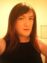 Pre-gig selfie 1#